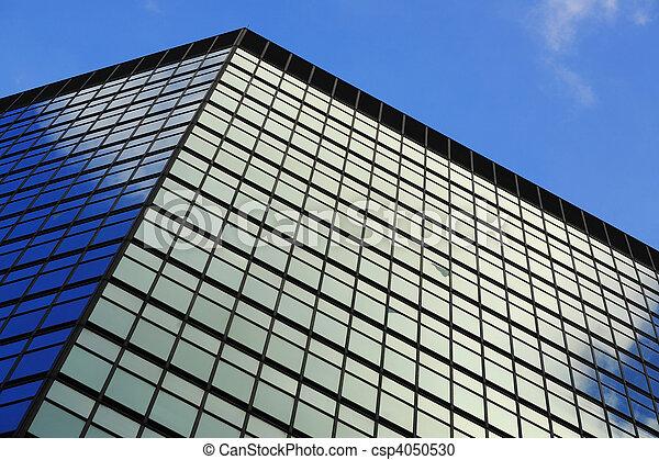 épület, hivatal - csp4050530