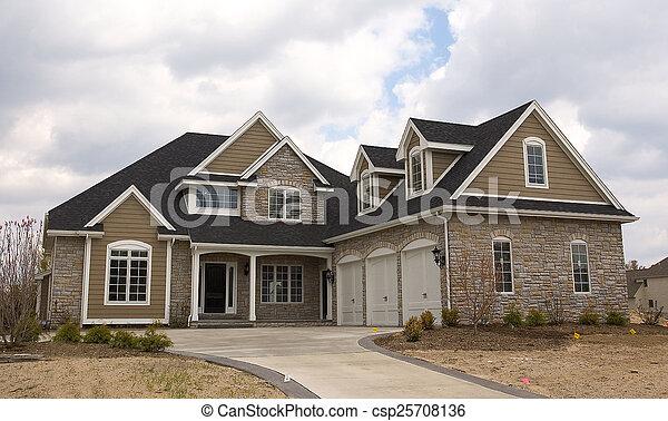épület - csp25708136
