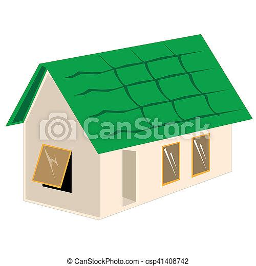 épület - csp41408742