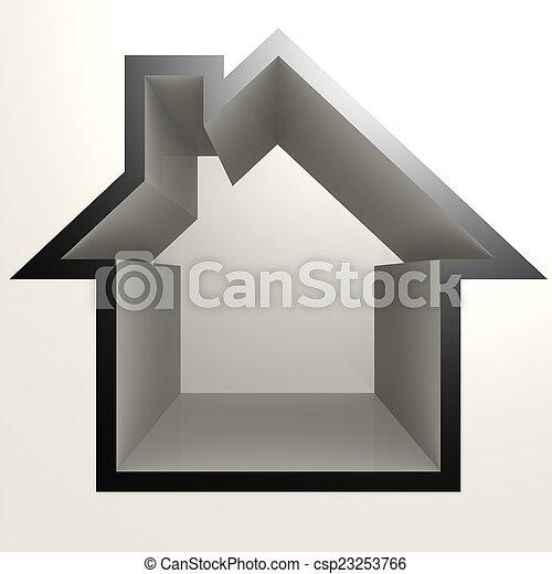 épület - csp23253766