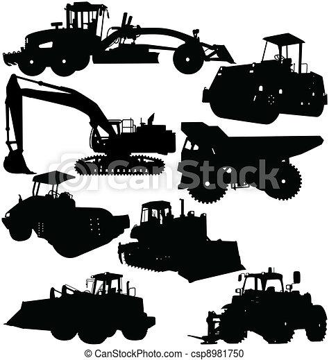 équipement, construction - csp8981750