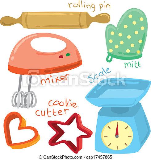 équipement, cuisson - csp17457865