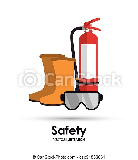 équipement, sécurité, conception - csp31853661