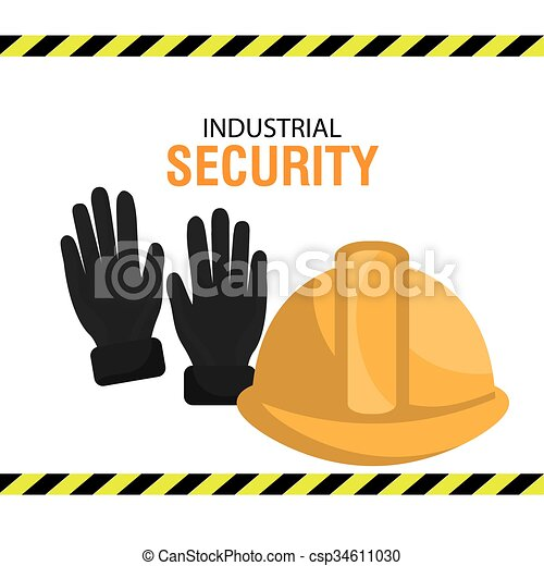 équipement, sécurité, conception - csp34611030