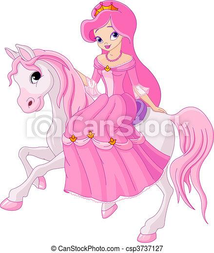 équitation Cheval Princesse