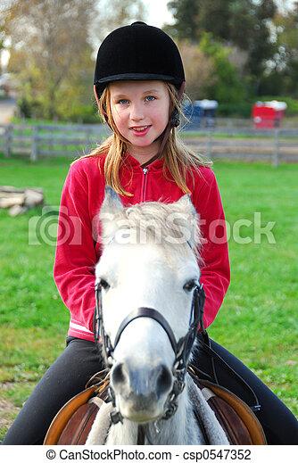 équitation - csp0547352