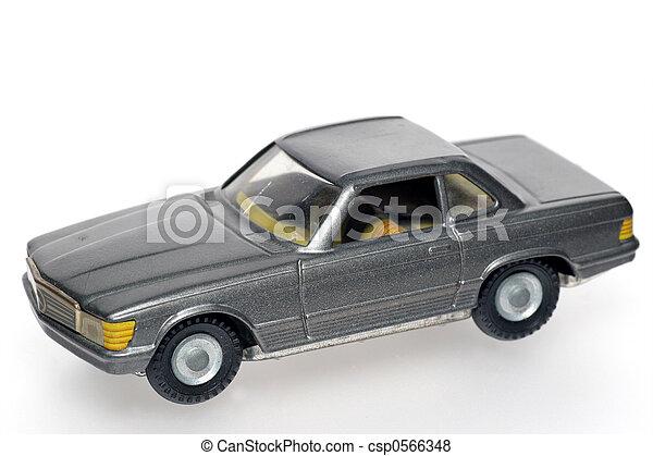 étain, voiture allemande, jouet - csp0566348