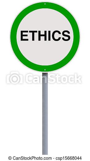 éthique - csp15668044