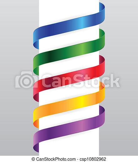 étiquette papier - csp10802962