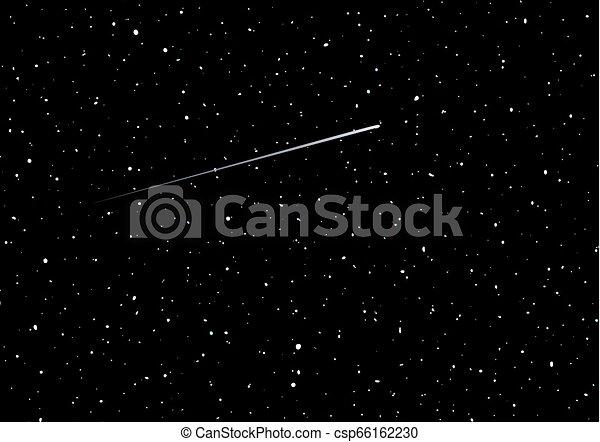 étoile filante - csp66162230