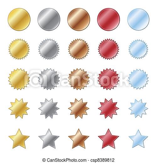 étoile - csp8389812