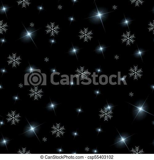 étoile Image Galaxies Ciel Seamless Réaliste Vecteur étoiles Nuit