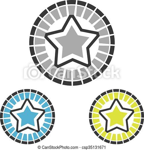 étoile - csp35131671