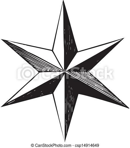 étoile - csp14914649