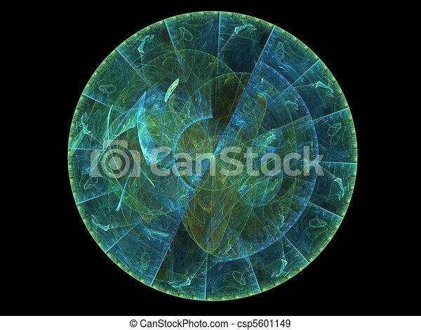 étranger, zodiaque - csp5601149