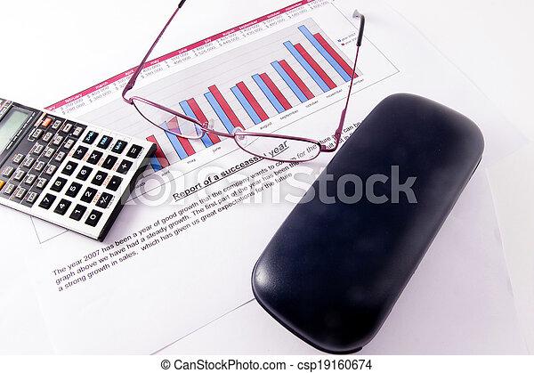 étude de marché - csp19160674