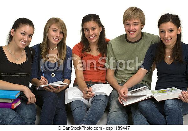 étudiants - csp1189447
