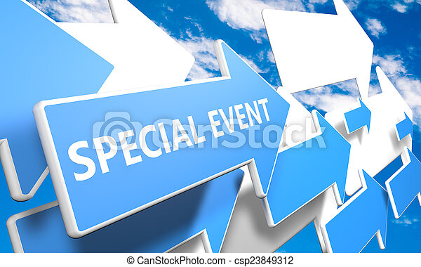 événement, spécial - csp23849312