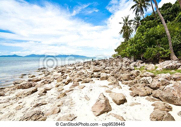 île, samui - csp9538445