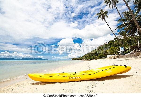 île, samui - csp9538443