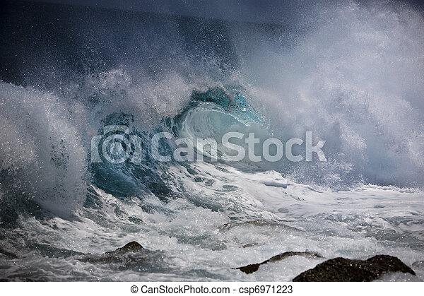 óceán lenget - csp6971223