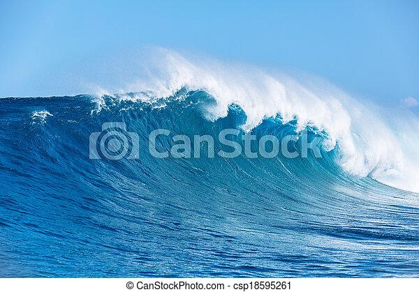 óceán lenget - csp18595261