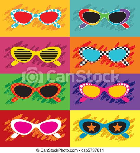óculos de sol - csp5737614