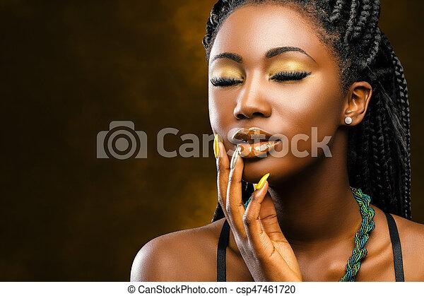 vacker ebenholts kvinna stor kuk vedeos