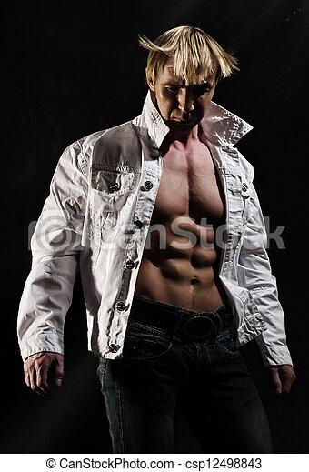 Öppen Skjorta