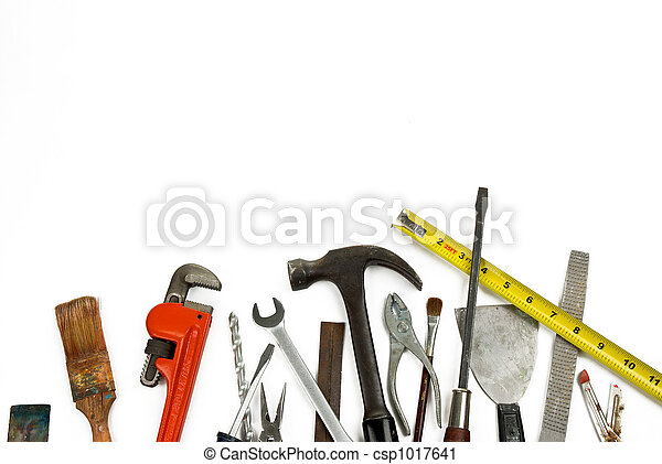 öreg, eszközök - csp1017641