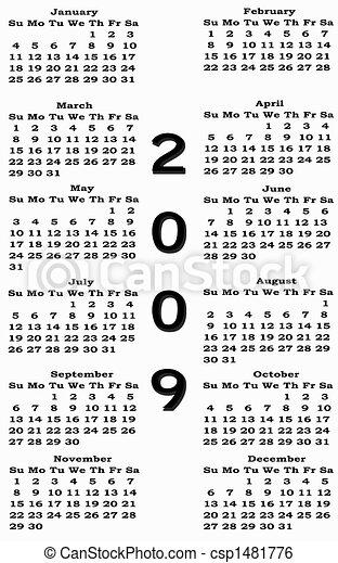 2009 as naptár Új, naptár, 2009, boldog, év. Nagyon, kíván, év, új, naptár, 2009  2009 as naptár