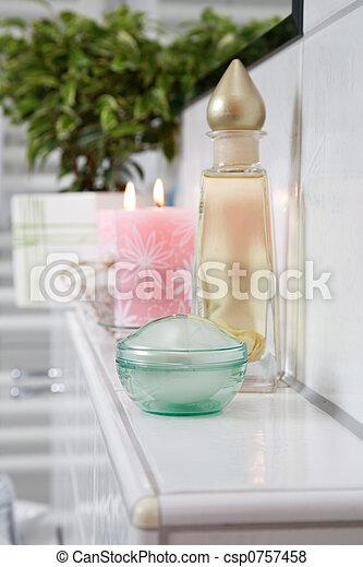 łazienka, szczegół - csp0757458