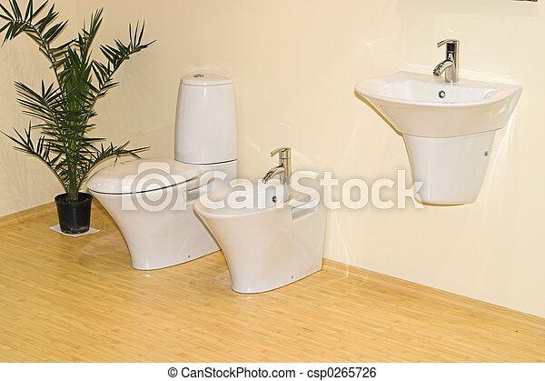 łazienka, szczegół - csp0265726