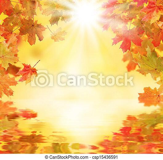 ősz kilépő - csp15436591