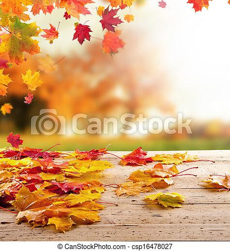 ősz kilépő - csp16478027
