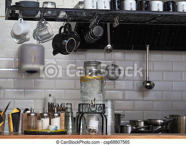 ściana Przybory Kitchen Kuchnia