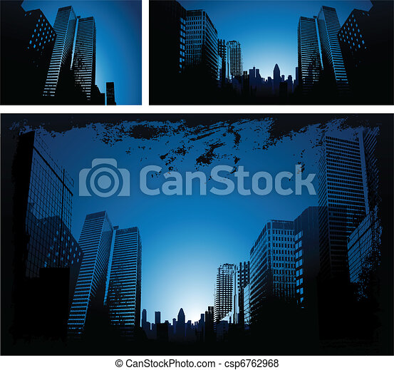 śródmieście, miasto - csp6762968