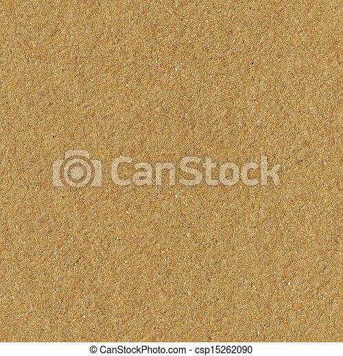 άμμος ακρογιαλιά , seamless, επιφάνεια , texture. - csp15262090
