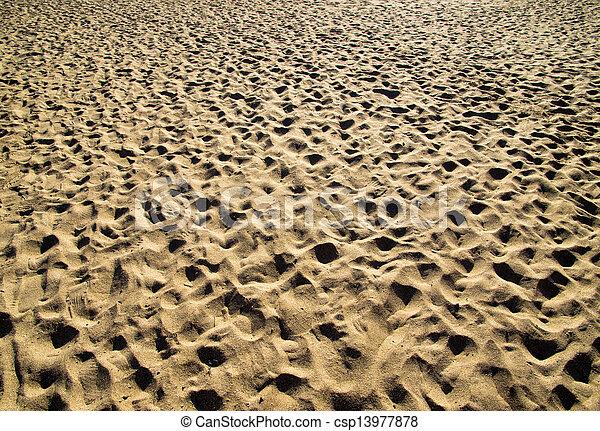 άμμοs  - csp13977878