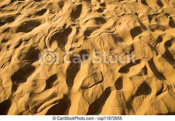 άμμοs  - csp11872655