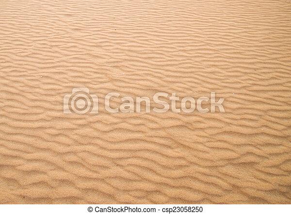 άμμοs  - csp23058250