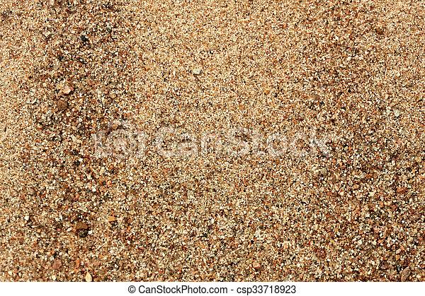άμμοs  - csp33718923
