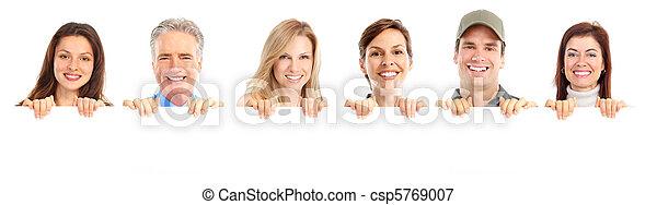 άνθρωποι  - csp5769007