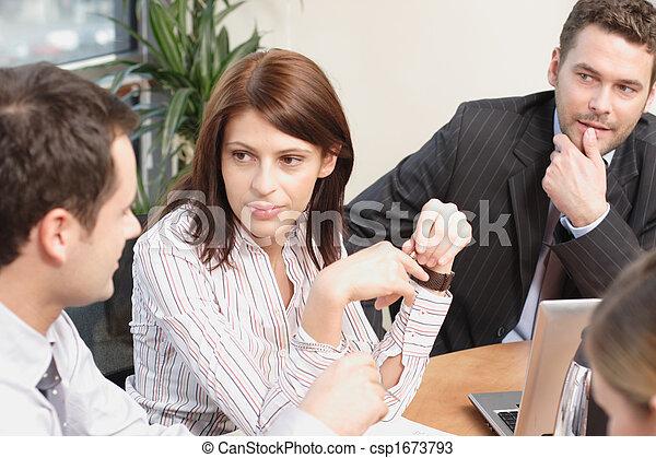 άνθρωποι , εργαζόμενος , εξέχω , σύνολο , επιχείρηση  - csp1673793