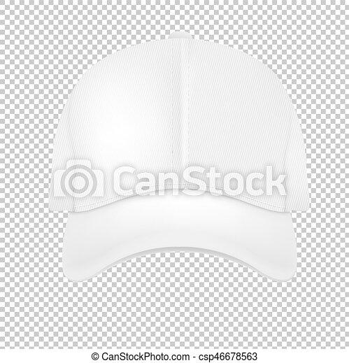άσπρο , σκούφοs  - csp46678563