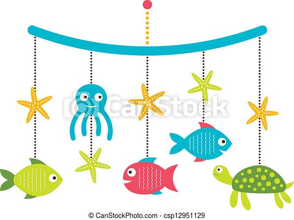 άφιξη , αισθησιακός , κάρτα , κινητός , αντιγραφή , μπόρα , θάλασσα , μωρό , ή  - csp12951129