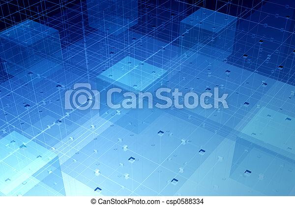 ίνα , διαφανής , τεχνολογία  - csp0588334