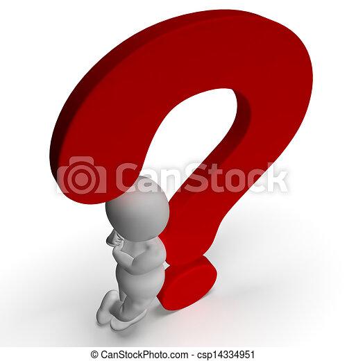 αβέβαιος , αμφιβολία απόδειξη , αβέβαιος , άντραs , ή , αποδεικνύω  - csp14334951