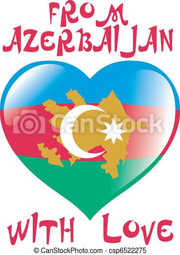 αγάπη , αζερμπαϊτζάν  - csp6522275