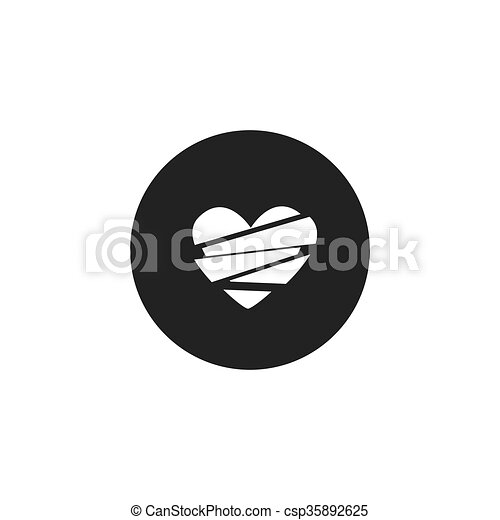 αγάπη αθετώ , άσπρο , εικόνα  - csp35892625